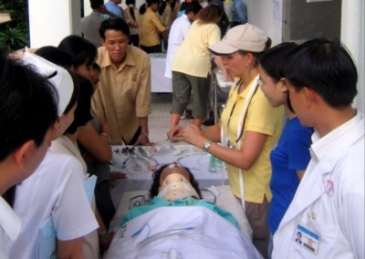 Seminars topics have included Trauma Nursing