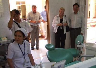 Long Tan Clinic Opening